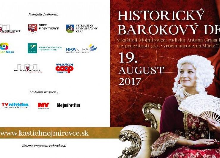 Historický barokový deň