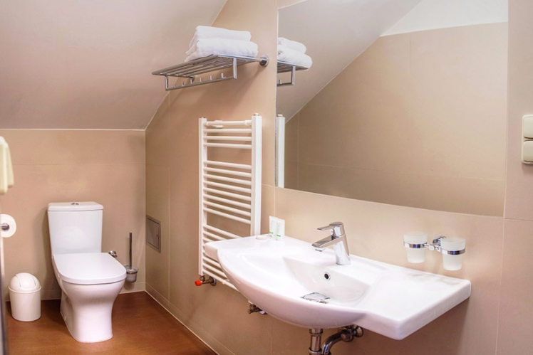Hotel Kaštieľ Mojmírovce Dvojlôžková izba